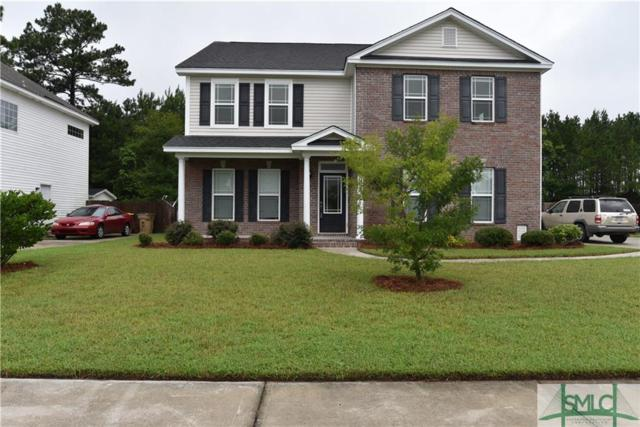 101 Parker Lane, Richmond Hill, GA 31324 (MLS #207557) :: Coastal Savannah Homes