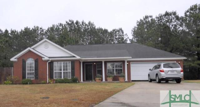 208 Reese Drive, Richmond Hill, GA 31324 (MLS #207584) :: The Arlow Real Estate Group