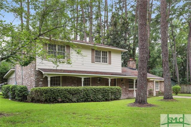 27 Mcintosh Drive, Savannah, GA 31406 (MLS #207605) :: Keller Williams Coastal Area Partners