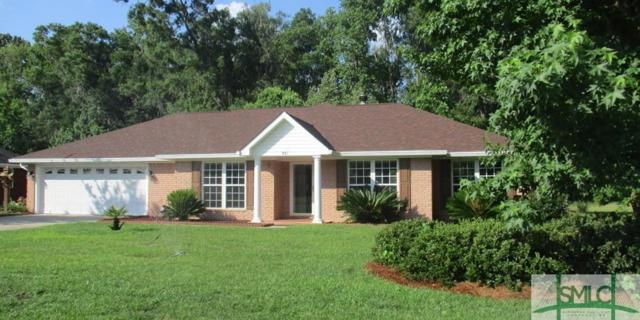321 Wexford Drive, Hinesville, GA 31313 (MLS #207616) :: Teresa Cowart Team