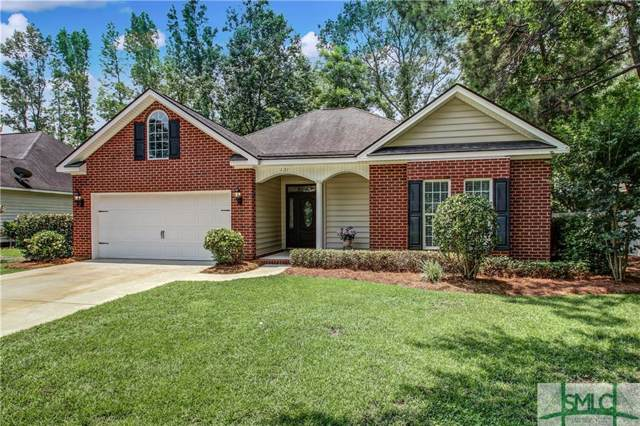 131 Mosswood Drive, Savannah, GA 31405 (MLS #207627) :: Teresa Cowart Team