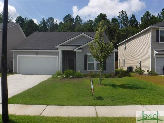 85 Crystal Lake Drive, Savannah, GA 31407 (MLS #207654) :: The Arlow Real Estate Group