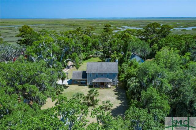 2302 Walthour Road, Savannah, GA 31410 (MLS #207680) :: Coastal Savannah Homes