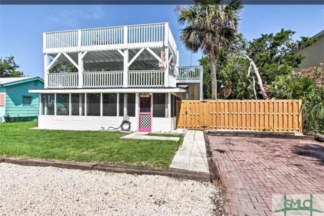 111 2nd Avenue, Tybee Island, GA 31328 (MLS #207777) :: The Randy Bocook Real Estate Team