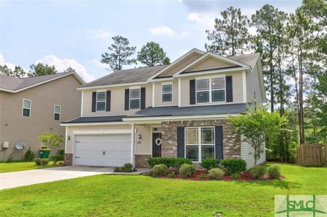 151 Pine View Crossing, Pooler, GA 31322 (MLS #207805) :: Coastal Savannah Homes