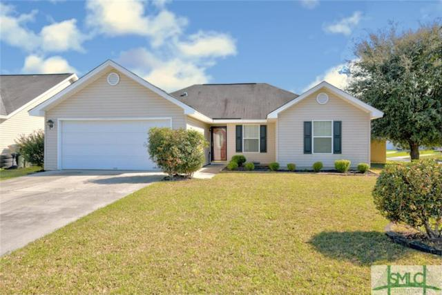 28 Halyard Drive, Port Wentworth, GA 31407 (MLS #207828) :: The Randy Bocook Real Estate Team