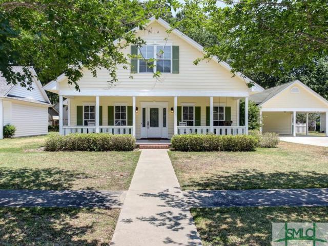 161 Cherryfield Lane, Savannah, GA 31419 (MLS #207830) :: The Randy Bocook Real Estate Team