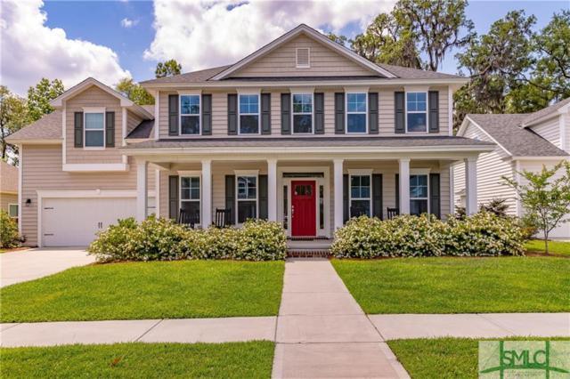16 Oakhaven Lane, Savannah, GA 31419 (MLS #207834) :: The Sheila Doney Team