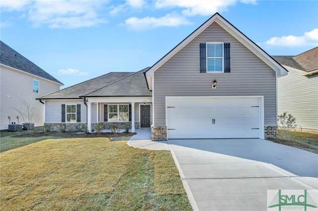 110 Annie Drive, Guyton, GA 31312 (MLS #207843) :: The Randy Bocook Real Estate Team