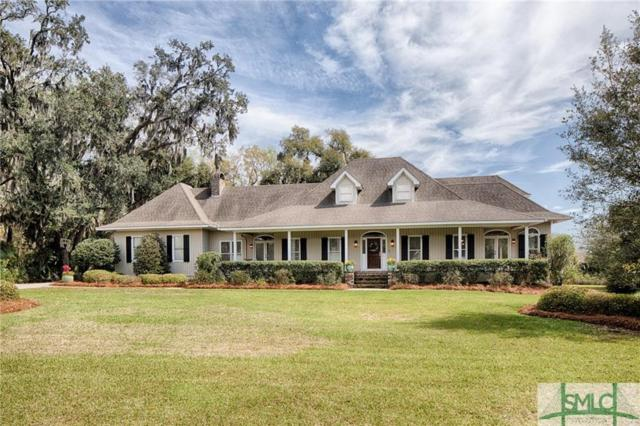 7 Lyman Hall Road, Savannah, GA 31410 (MLS #207881) :: Teresa Cowart Team