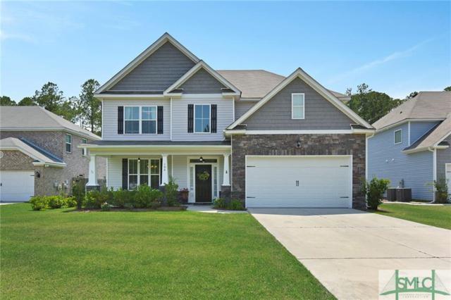 106 Tackhouse Lane, Guyton, GA 31312 (MLS #207882) :: Teresa Cowart Team