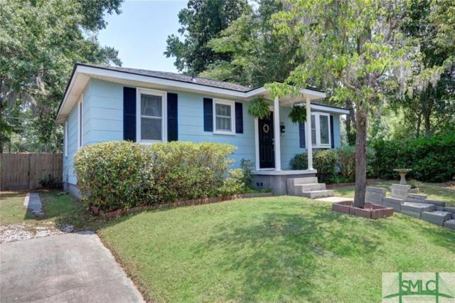 1510 E 57th Street, Savannah, GA 31404 (MLS #207890) :: The Randy Bocook Real Estate Team