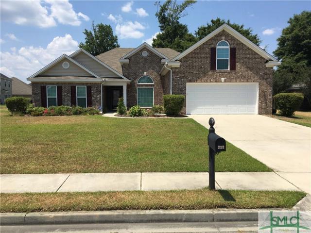 231 Sweetwater Station Drive, Savannah, GA 31419 (MLS #207919) :: The Randy Bocook Real Estate Team