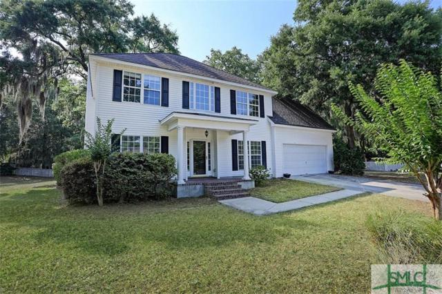 315 Gloucester Road, Savannah, GA 31410 (MLS #207952) :: The Randy Bocook Real Estate Team