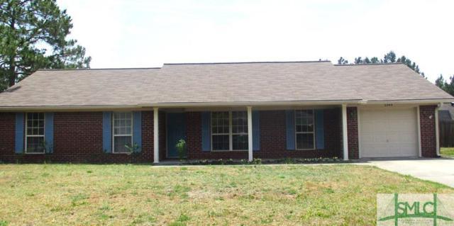 2369 Rowe Street, Hinesville, GA 31313 (MLS #208007) :: Teresa Cowart Team