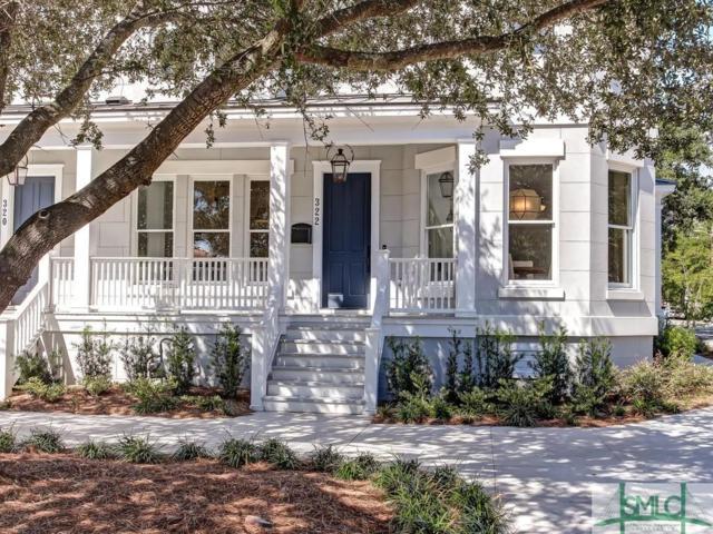 322 E Hall Street, Savannah, GA 31401 (MLS #208026) :: McIntosh Realty Team
