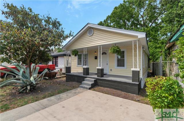 716 W 48th Street, Savannah, GA 31405 (MLS #208031) :: McIntosh Realty Team
