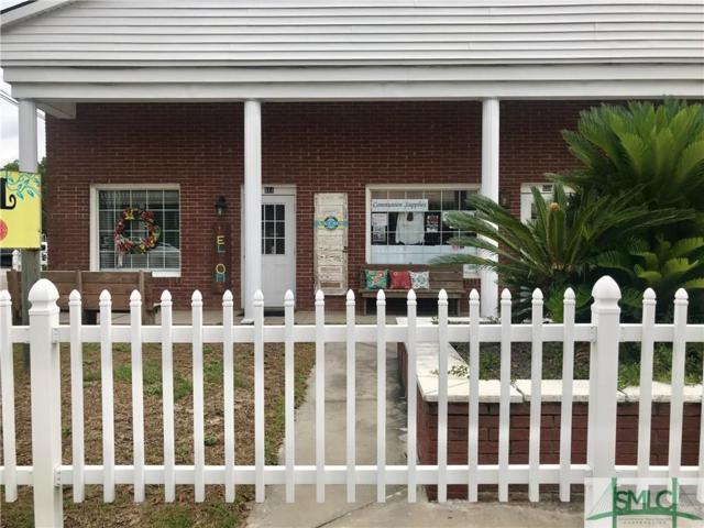 511 N Laurel Street, Springfield, GA 31329 (MLS #208037) :: The Sheila Doney Team
