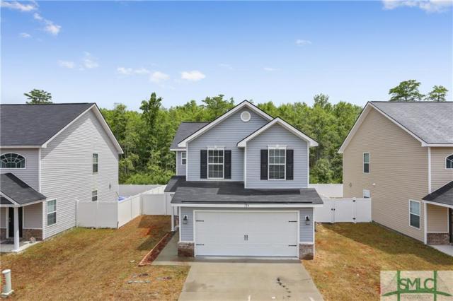 194 Grandview Drive, Hinesville, GA 31313 (MLS #208048) :: Teresa Cowart Team