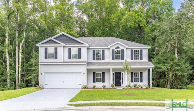 338 Coconut Drive, Bloomingdale, GA 31302 (MLS #208054) :: The Arlow Real Estate Group