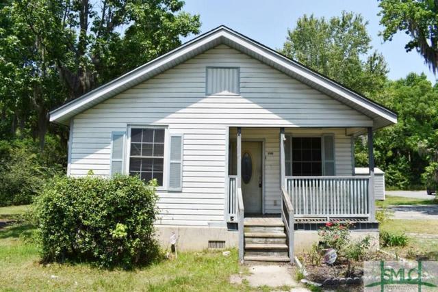 1125 Bates Avenue, Savannah, GA 31405 (MLS #208057) :: The Randy Bocook Real Estate Team
