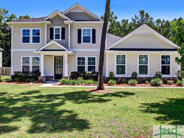 67 Timberland Circle, Richmond Hill, GA 31324 (MLS #208071) :: Liza DiMarco