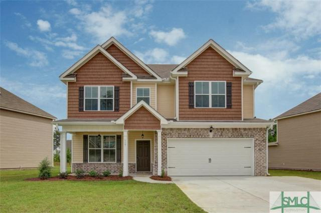 334 Coconut Drive, Bloomingdale, GA 31302 (MLS #208073) :: Teresa Cowart Team