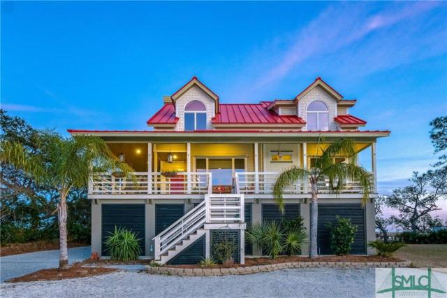 148 San Marco Drive, Tybee Island, GA 31328 (MLS #208097) :: The Randy Bocook Real Estate Team