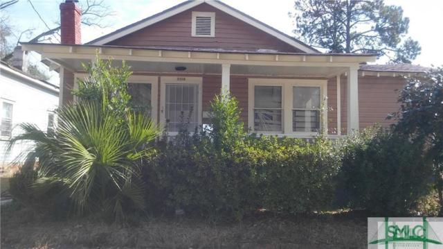 2318 Bulloch Street, Savannah, GA 31415 (MLS #208107) :: The Randy Bocook Real Estate Team