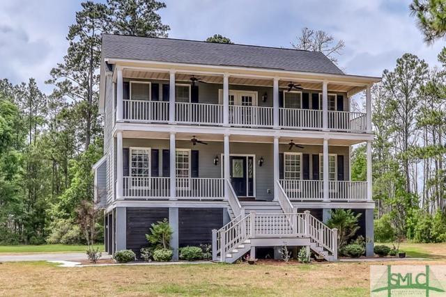 1216 Mill Hill Road, Richmond Hill, GA 31324 (MLS #208134) :: The Randy Bocook Real Estate Team
