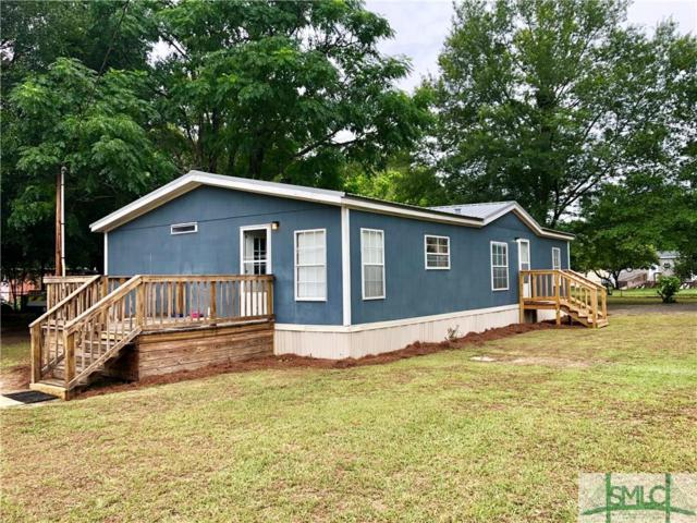 320 Live Oak Loop, Ellabell, GA 31308 (MLS #208138) :: McIntosh Realty Team