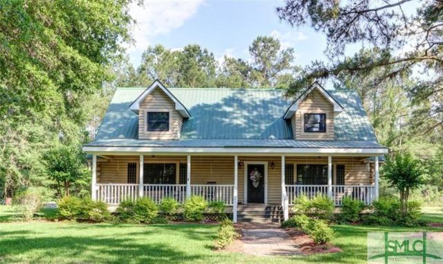 262 Tara Street, Rincon, GA 31326 (MLS #208141) :: The Randy Bocook Real Estate Team