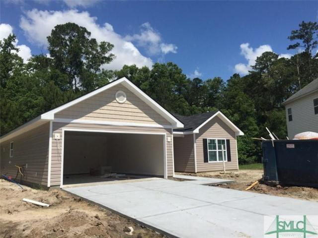 26 Cockle Shell Road, Savannah, GA 31419 (MLS #208162) :: The Arlow Real Estate Group