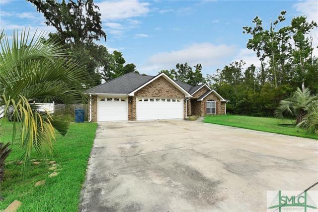 270 Sassafras Lane, Midway, GA 31320 (MLS #208170) :: The Randy Bocook Real Estate Team