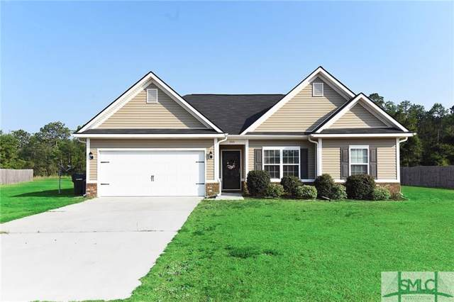 355 Highland Pony Way NE, Ludowici, GA 31316 (MLS #208186) :: The Arlow Real Estate Group