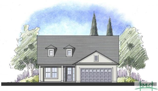 51 Misty Marsh Drive, Savannah, GA 31419 (MLS #208209) :: Keller Williams Coastal Area Partners