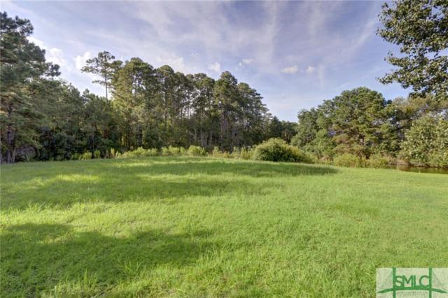 6 Crooked Wood Court, Savannah, GA 31406 (MLS #208217) :: The Sheila Doney Team