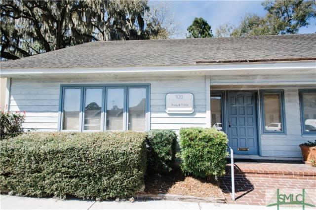 105 Oglethorpe Professional Court, Savannah, GA 31406 (MLS #208240) :: Teresa Cowart Team