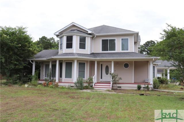 308 Lakeshore Drive, Savannah, GA 31419 (MLS #208268) :: McIntosh Realty Team