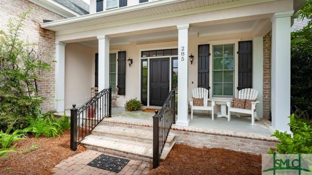 285 Fairview Drive, Richmond Hill, GA 31324 (MLS #208292) :: Teresa Cowart Team