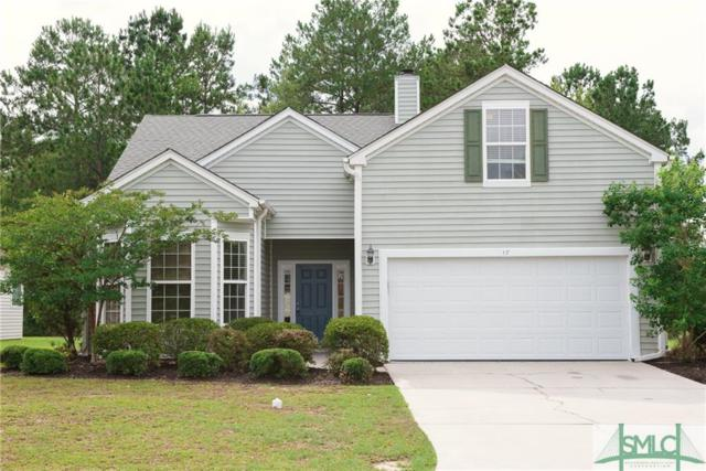 17 Old Bridge Drive, Pooler, GA 31322 (MLS #208311) :: Coastal Savannah Homes