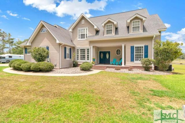 330 Lake No No Road, Midway, GA 31320 (MLS #208313) :: The Randy Bocook Real Estate Team