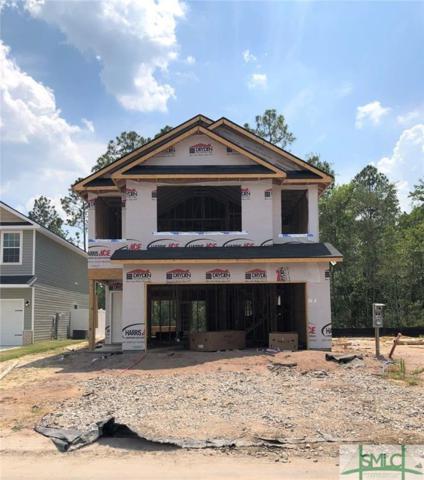 1273 Cypress Fall Circle, Hinesville, GA 31313 (MLS #208315) :: Teresa Cowart Team