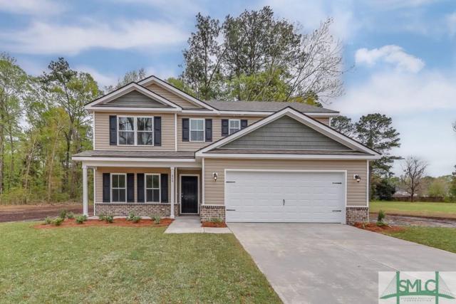 605 Bledsoe Drive, Guyton, GA 31312 (MLS #208330) :: The Randy Bocook Real Estate Team