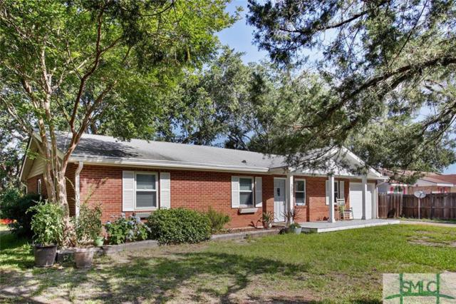 207 Miller Avenue, Tybee Island, GA 31328 (MLS #208364) :: McIntosh Realty Team