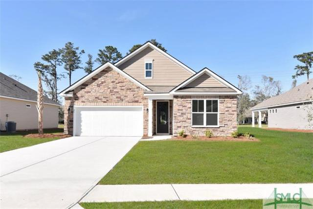 108 Nature's Court, Pooler, GA 31322 (MLS #208366) :: The Sheila Doney Team