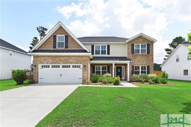 110 Wicklow Drive, Richmond Hill, GA 31324 (MLS #208395) :: The Randy Bocook Real Estate Team