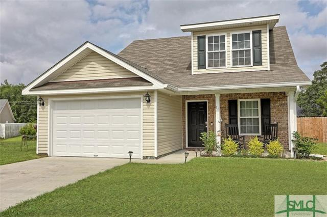 11 Glenmore Drive, Guyton, GA 31312 (MLS #208409) :: The Randy Bocook Real Estate Team
