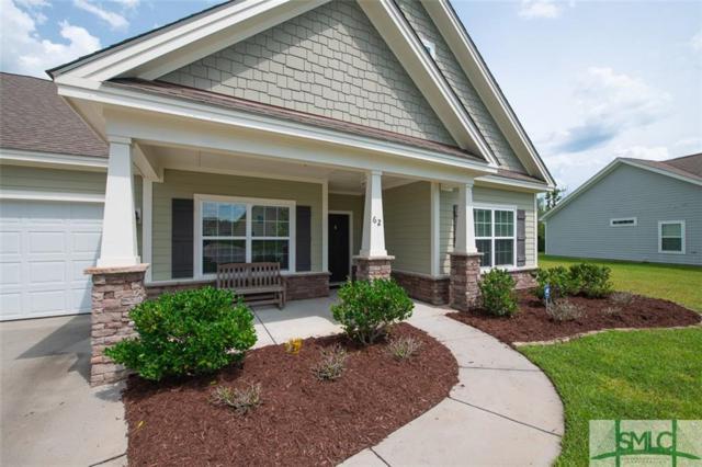 62 Belle Gate Court, Pooler, GA 31322 (MLS #208423) :: Coastal Savannah Homes