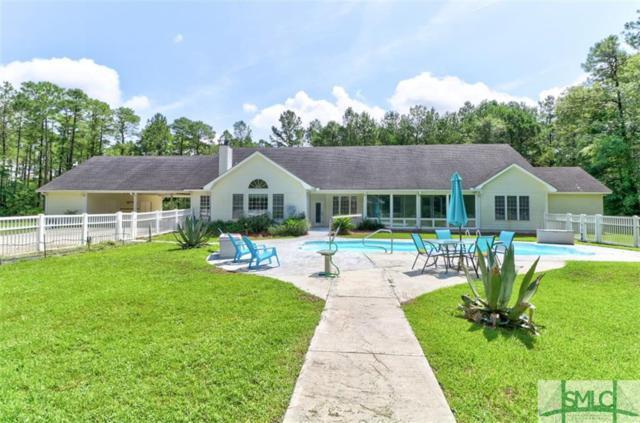 2191 Ebenezer Road, Rincon, GA 31326 (MLS #208426) :: The Randy Bocook Real Estate Team